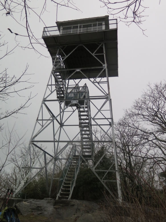 Albert Mountain Fire Tower