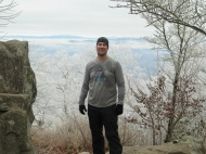 Top of Blood Mountain
