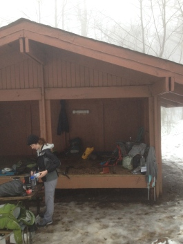 Black Gap Shelter
