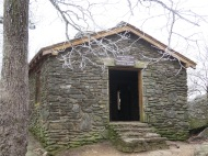 Blood Mountain Shelter - Built in 1934