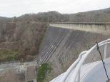 View of Fontana Dam