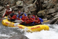 Whitewater Rafting at the NOC