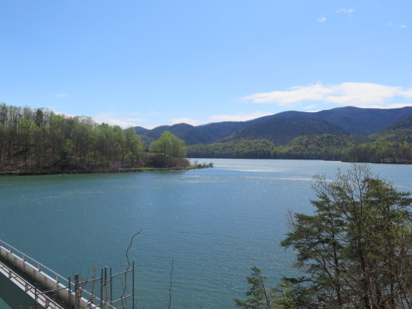 Another view of Watauga Lake