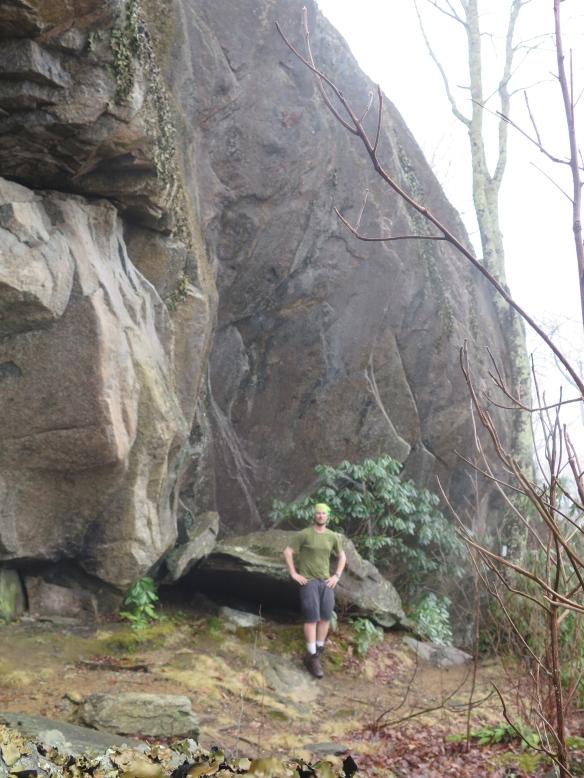 PoBoy at High Rocks