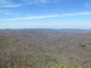View from Roan Mtn