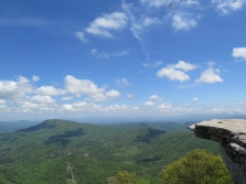 View from McAfee Knob