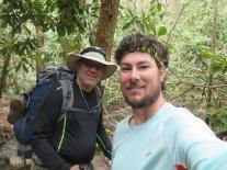 Crawdad & PoBoy hiking