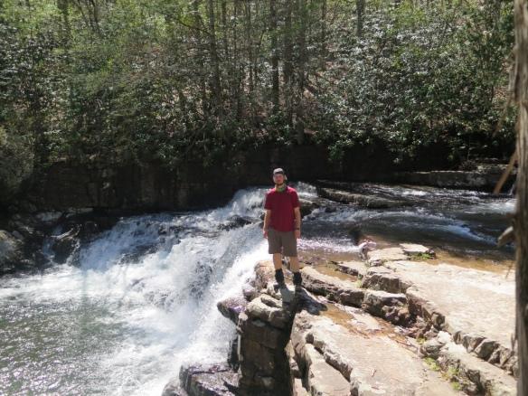 PoBoy at Dismal Falls