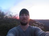 Sunset selfie!