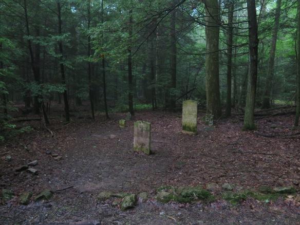 1850's Graveyard