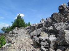 Rocky VA trail