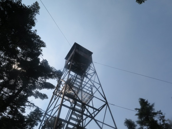Glastenbury Mountain lookout tower