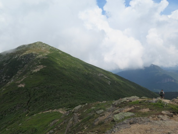 One more climb before Mt. Lafayette summit