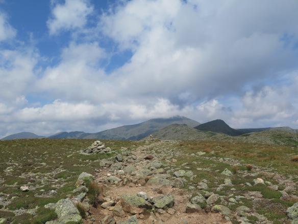 Hiking in the Alpine Zone
